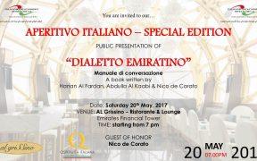 Aperitivo Italiano @ Il Faro Trattoria and Lounge