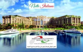 Notte Italiana Dubai Notte Italiana