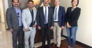Introduzione del dispositivo elettromedicale Easy Steer negli Emirati