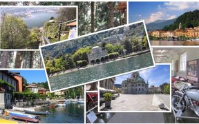 «Quel ramo del lago di Como, che volge a mezzogiorno, tra due catene non interrotte di monti»