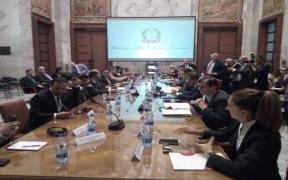 Firma del Protocollo Bilaterale tra Italia ed Emirati Arabi - Roma, 17 Ottobre 2018 5