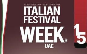 ITALIAN FESTIVAL WEEKS 2015