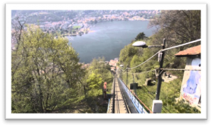 como - brunate funicular