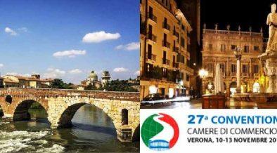 27ESIMA CONVENTION MONDIALE DELLE CAMERE DI COMMERCIO ITALIANE ALL'ESTERO