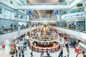 DXB TRAFFIC EXCEEDS 7 MLN IN OCTOBER