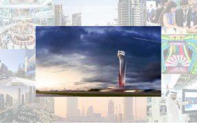 Nuovo Aeroporto di Istanbul- torre di controllo disegnata da Pininfarina e Aecom