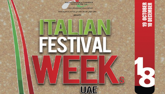 italian festival weeks 2018 - Cover