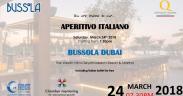 Aperitivo Italiano Bussola