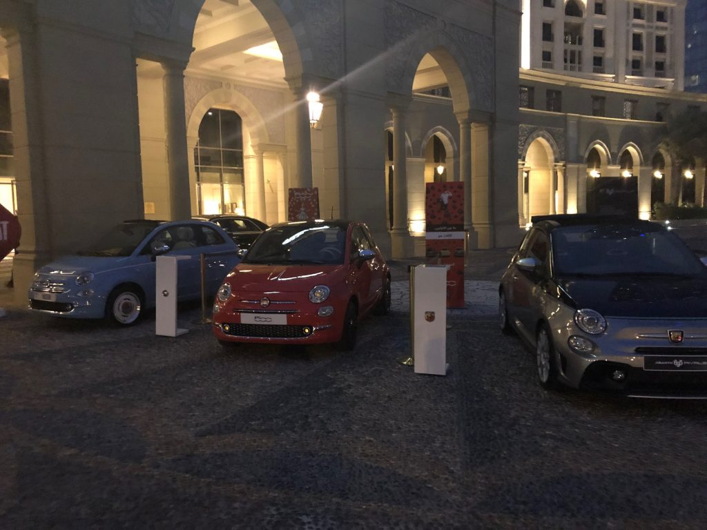 Aperitivo Palazzo Versace