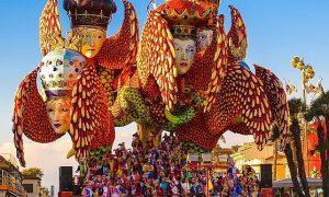 Festeggiando Carnevale in Italia