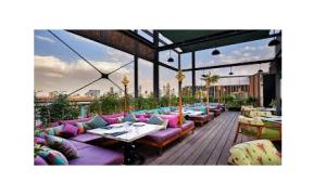 La continua ascesa della ristorazione a Dubai