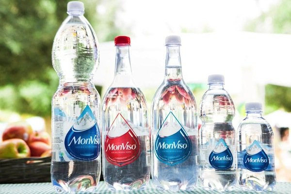 Monviso acqua