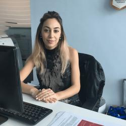 SARA IDDA, Business Development Manager Assistant