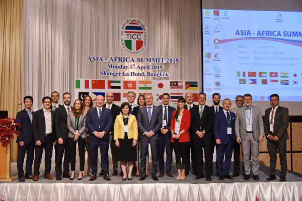 Summit Area Asia - Africa