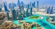 La crescita economica di Dubai in salita nel 2019 e nel 2020