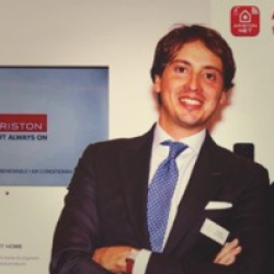 EDOARDO PAULETTA D'ANNA, Consigliere - General Manager UAE, Glf and Levant, Ariston Thermo Group