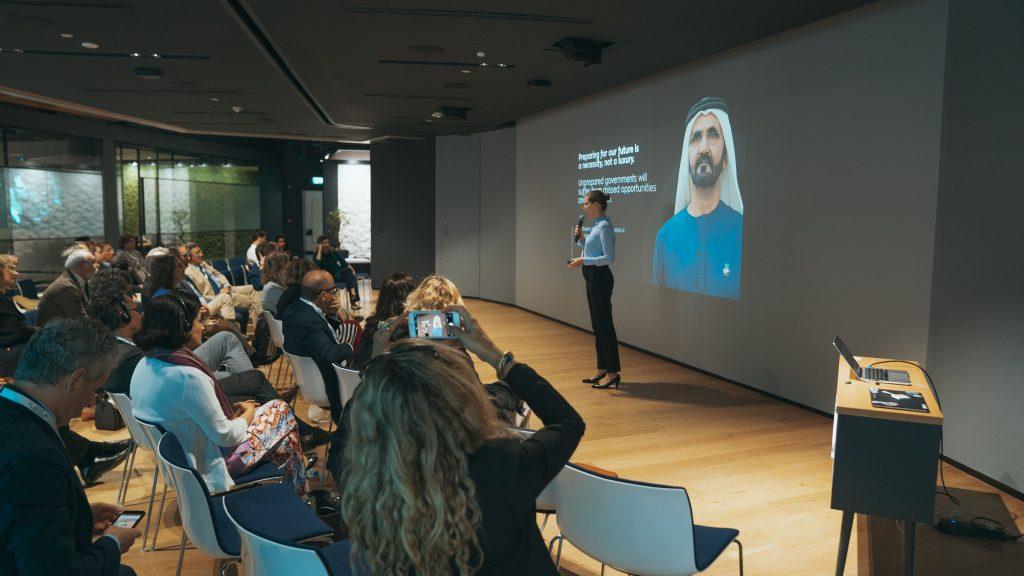 La delegazione dei Direttori di Confindustria visita Dubai Future Foundation