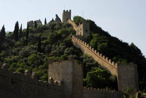 Around the Italian Castles...
