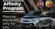 FIAT & ABARTH - AFFINITY PROGRAM