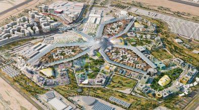 expo 2020 reaches a key milestone