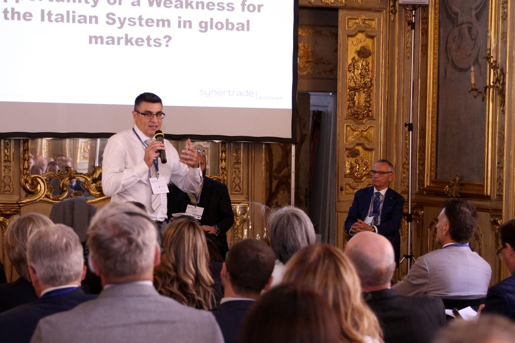 Opportunities and weaknesses of the Italian System in global markets - Milano, 24 Maggio 2019