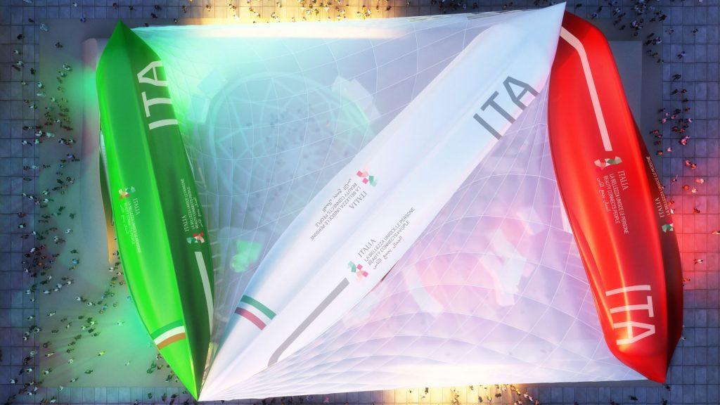 DIVENTA SPONSOR DEL PADIGLIONE ITALIA A EXPO 2020 DUBAI