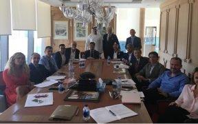 Terzo Consiglio di Amministrazione della IICUAE - Dubai, 16 Giugno 2019