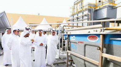 Un nuovo stabilimento trattera' le acque di scarico industriali