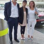 Muller & Koster atterrano a Dubai
