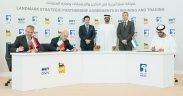 ADNOC stringe una partnership con Eni e OMV per la raffinazione e il commercio