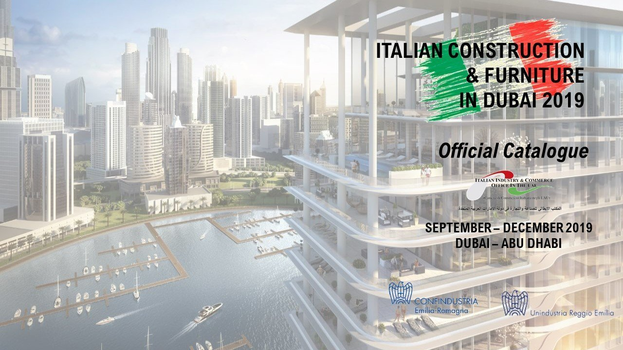Italian Construction & Furniture in Dubai