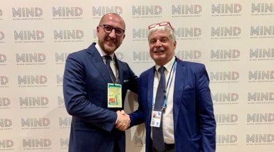 Milano, 2 ottobre 2019 - In MIND (Milano Innovation District) per il Consorzio DISTRETTO 33 a relazionare su Expo 2020 Dubai e sul ruolo di Dubai quale hub del business mondiale