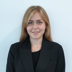 CATERINA SANTONICOLA, Conferences and Exhibitions Manager Assistant