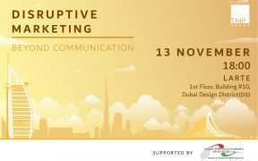 Disruptive Marketing: beyond communication - TMP Group