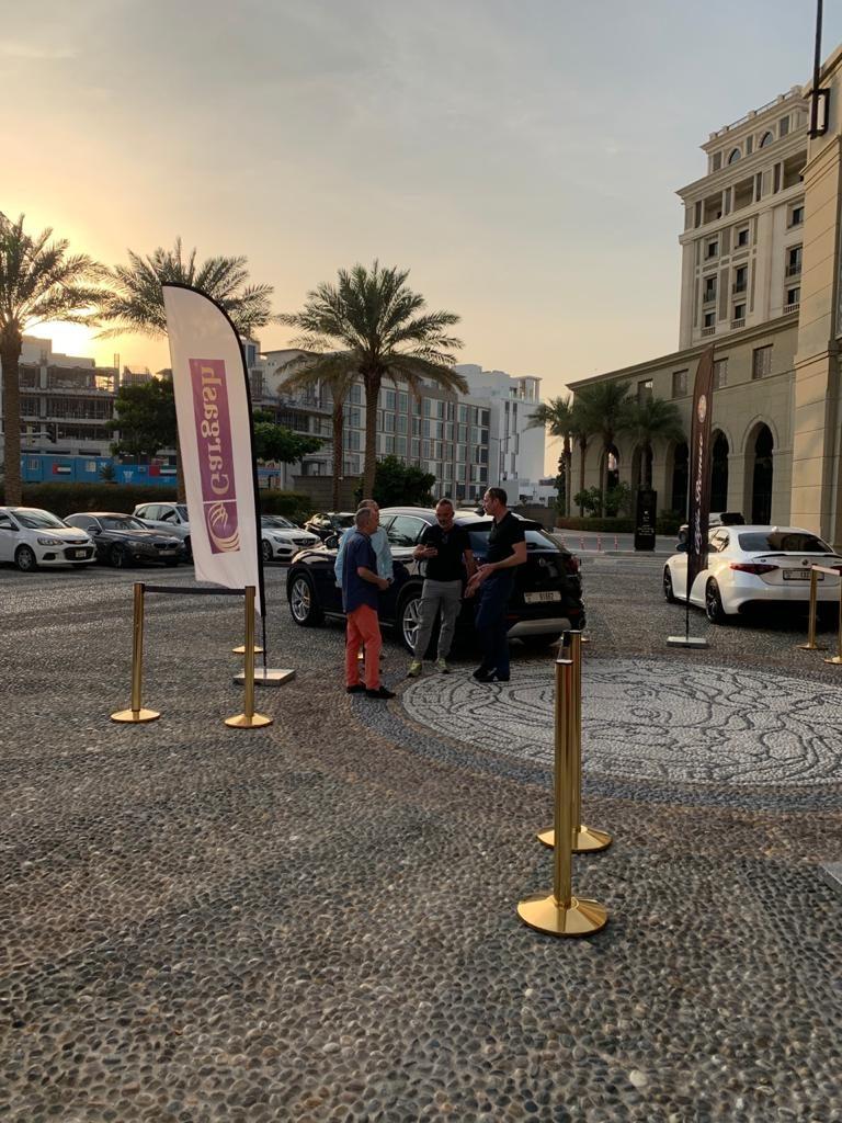 Alfa Romeo Test Drive – Palazzo Versace – 14th December