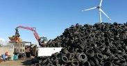 Primo impianto italiano di trattamento pneumatici fuori uso ad Abu Dhabi