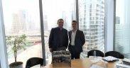 La camera di commercio come tramite per i primi passi di Ofar nel mercato emiratino