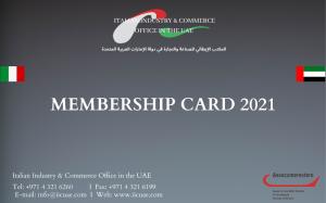 Membership card 2021